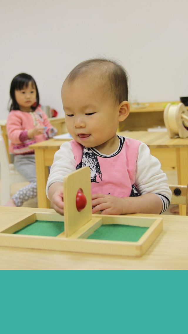 Tai Wai Playgroup Montessori Program